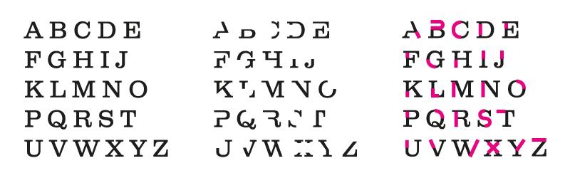 alinaerium-hem-alphabet